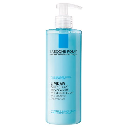 LA ROCHE-POSAY Lipikar Surgras Liquide zvláčňujúci sprchový gél 400 ml
