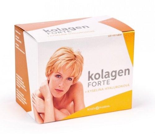 KOLAGÉN Forte - RosenPharma 120 tbl