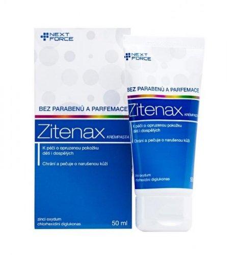 Zitenax Krémpasta na liečbu zaparenín 50ml