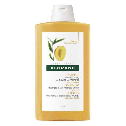 KLORANE Šampón s mangovým maslom 400 ml