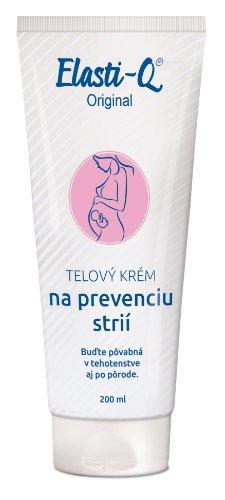 Elasti-Q Originál telový krém na prevenciu strií, 200 ml