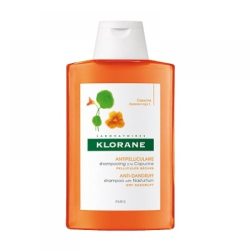 KLORANE Šampón s výťažkami z kapucínka 200 ml