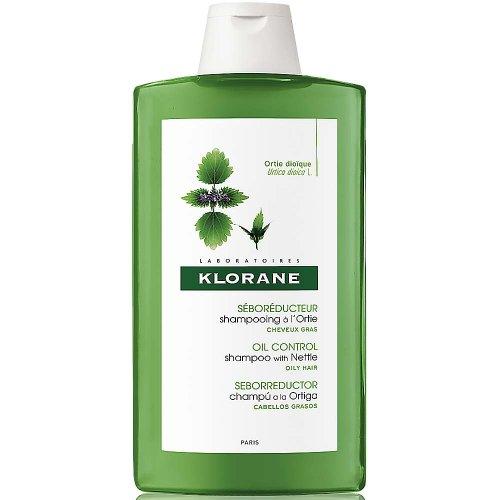 KLORANE Šampón s výťažkom zo žihľavy 400 ml