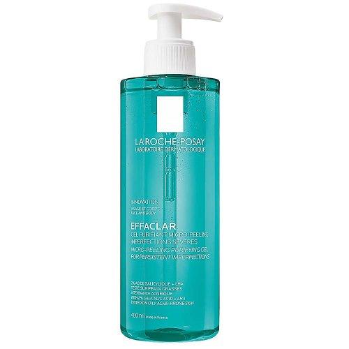 LA ROCHE-POSAY Effaclar mikropeelingový gel 400 ml
