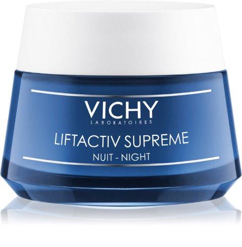 Vichy Liftactiv Nočný krém proti vráskam 50 ml