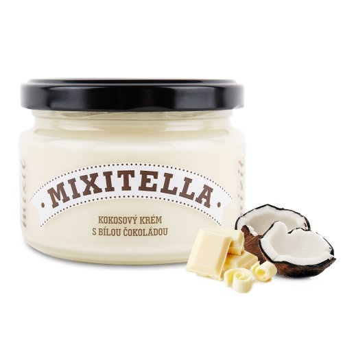 MIXIT Mixitella Kokos s bielou čokoládou 250 g