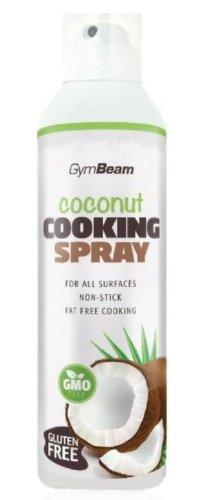 Sprej na varenie Coconut Cooking Spray 201 g - GymBeam