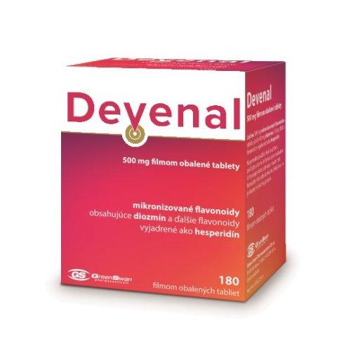 Devenal 500 mg 180 tbl