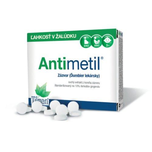 Antimetil tbl 30 ks