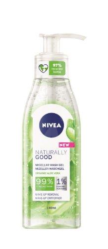 NIVEA Naturally Good Micellar gel 140 ml