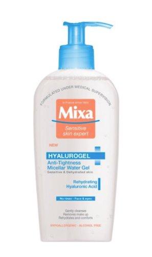 MIXA Sensitive Skin Expert Hyalurogel Micellar Cleansing Gel 200 ml