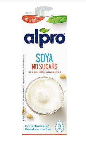 ALPRO Sójový nápoj nesladený 1 l