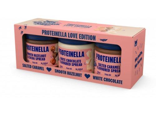 HealthyCo Proteinella 3x200 g
