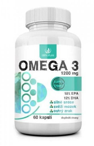 Allnature Omega3 60 cps