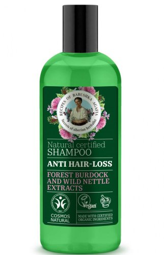 Natura Siberica RBA - Prírodný certifikovaný šampón proti vypadávaniu vlasov 260 ml