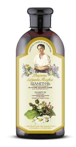 Natura Siberica Agafja tónujúci šampón pre mastné vlasy 350 ml