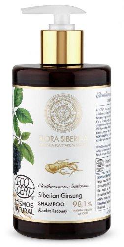 Flora Siberica - Šampón na vlasy pre uzdravenie poškodených vlasov 480 ml