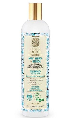 Super Siberica Professional – šampón pre mastné vlasy 400 ml
