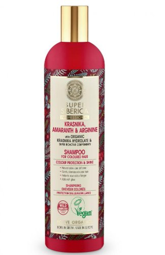 Super Siberica Professional – šampón pre farbené vlasy 400 ml