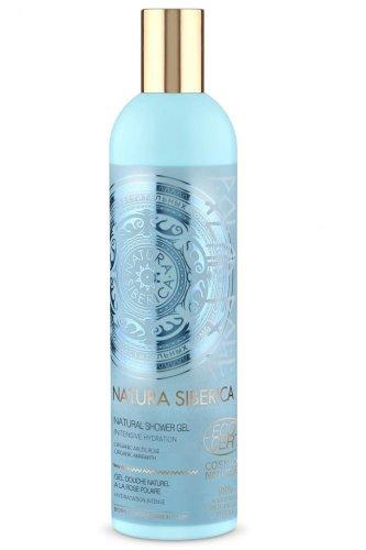 Natura Siberica Prírodný sprchový gél - Polárna ruža 400 ml