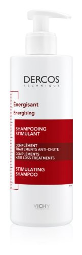 Vichy DERCOS Posilňujúci šampón 400 ml