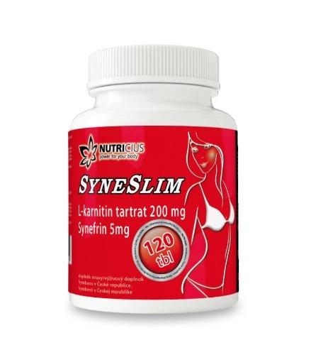 NUTRICIUS Syneslim - Synefrin + Karnitin 120 tbl