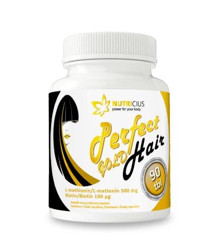 NUTRICIUS Perfect HAIR gold 90 tbl