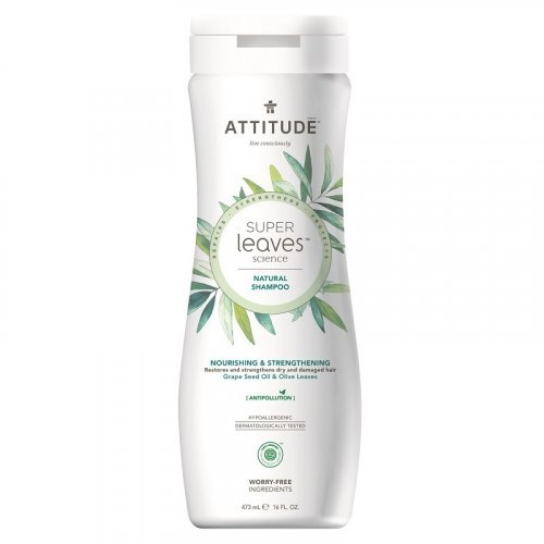 Attitude Šampón s detoxikačným účinkom, vyživujúci pre suché a poškodené vlasy 473ml