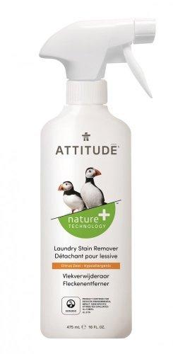 Attitude Odstraňovač škvŕn s vôňou citrónovej kôry s rozprašovačom 475 ml