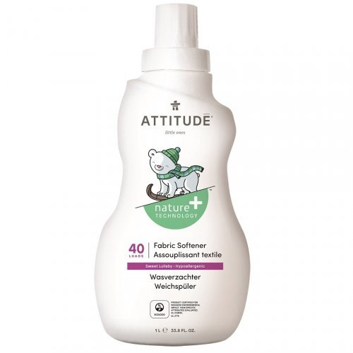 Aviváž pre deti s vôňou Sweet Lullaby Attitude 1000 ml