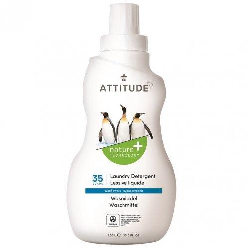 Attitude Prací gél s vôňou lúčnych kvetov 1050 ml (35 pracích dávok)