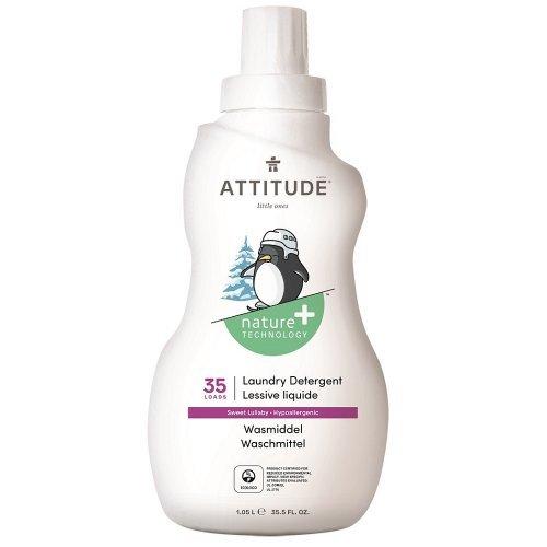Prací gél pre deti s vôňou Sweet Lullaby Attitude 1050 ml