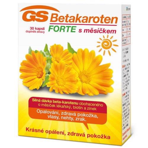 GS Betakarotén Forte 30 cps