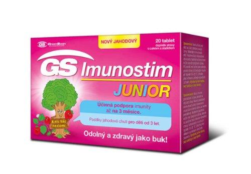 GS Imunostim Junior 20 tbl