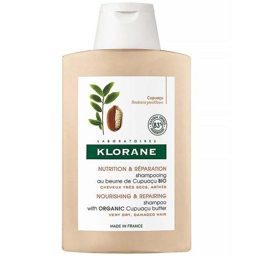 KLORANE Šampón s bio maslom Cupuacu 200 ml