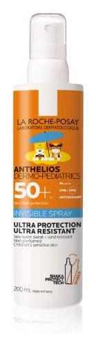 La Roche-Posay Anthelios Dermo-Pediatrics detský sprej na opaľovanie SPF 50+ 200 ml