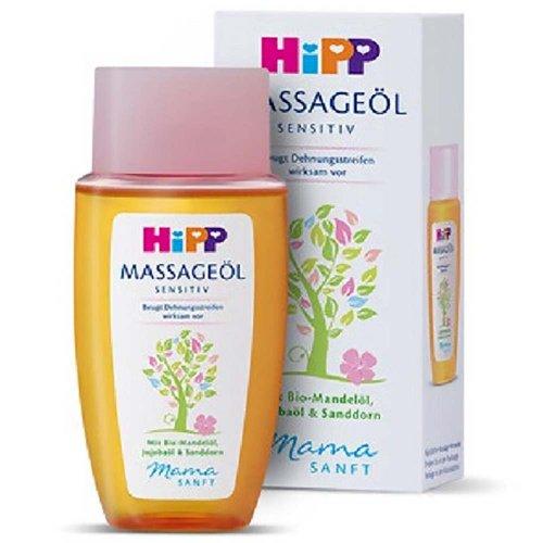 HiPP MamaSANFT Masážny olej na strie 100 ml