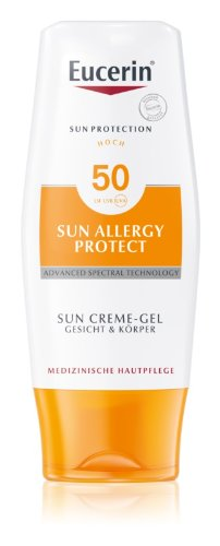 Eucerin ALERGY PROTECT krémový gél SPF 50 150 ml