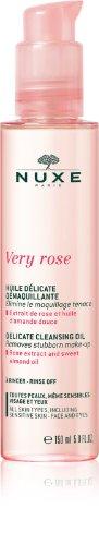 Nuxe Very rose Delikátny odličovací olej 150 ml
