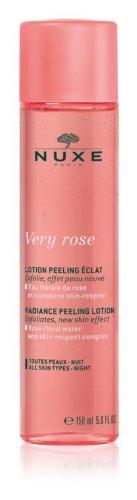 Nuxe Very rose Rozjasňujúca peelingová voda 150 ml