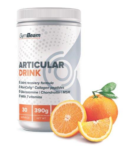 GymBeam Kĺbová výživa Articular Drink 390 g