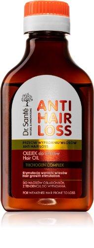 Dr. Santé Anti Hair Loss olej pre podporu rastu vlasov 100 ml