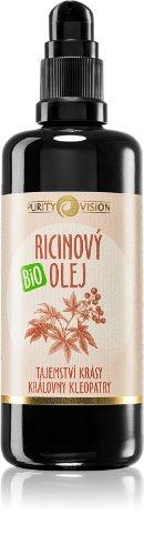 PURITY VISION BIO Ricínový olej 100 ml