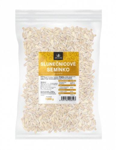 ALLNATURE Slnečnicové semienko lúpané 1000 g