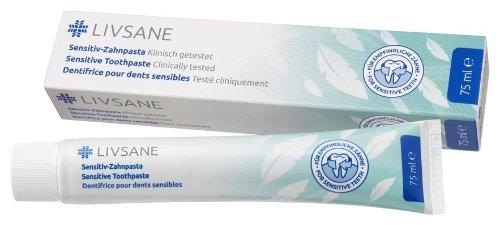 LIVSANE Zubná pasta sensitive 75 ml