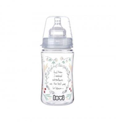 Lovi dojčenská fľaša Trends Indian Summer 240 ml 3 m+