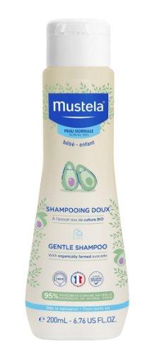 Mustela Jemný šampón 200 ml