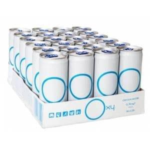 Oxywater kyslíková voda 24x250 ml