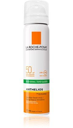 La Roche-Posay Anthelios Osviežujúci sprej na tvár SPF50 75 ml