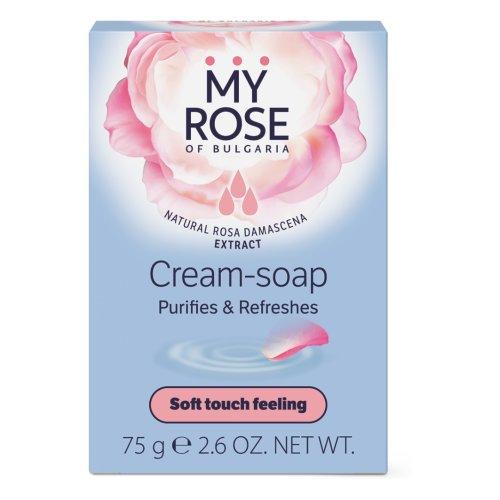 Krémové mydlo My Rose 75 g